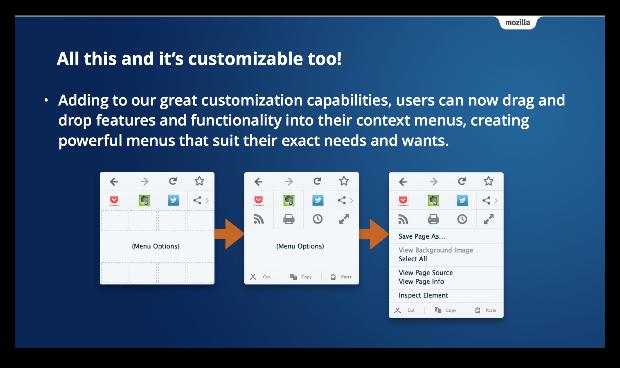 Firefox после Australis: будущие изменения в интерфейсе