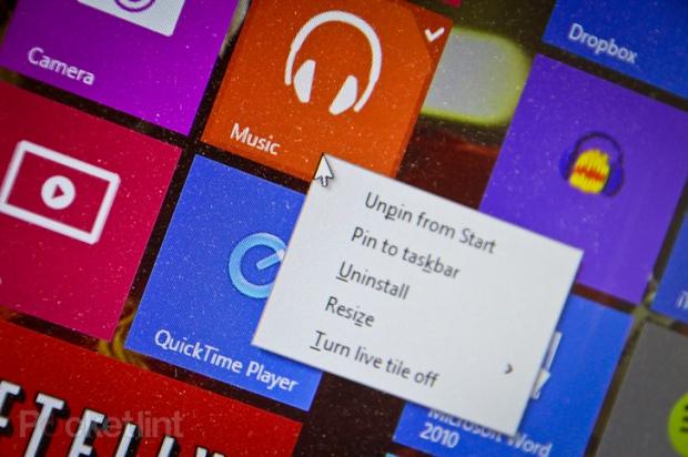 Отзыв о Windows 8.1 Update