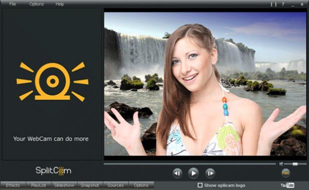 Программа для веб камеры — SplitCam