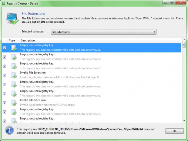 10 программ для очистки системного реестра Windows