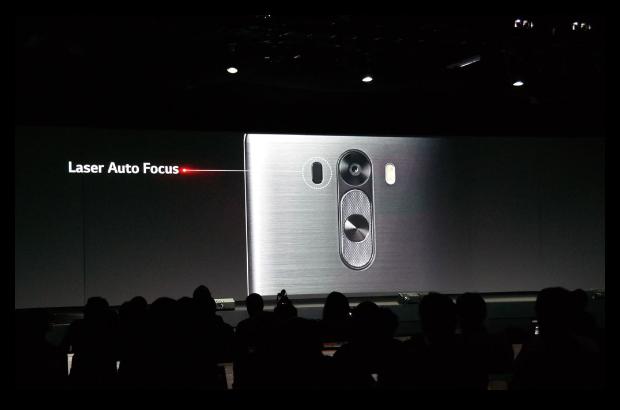 LG G3 – смартфон нового поколения