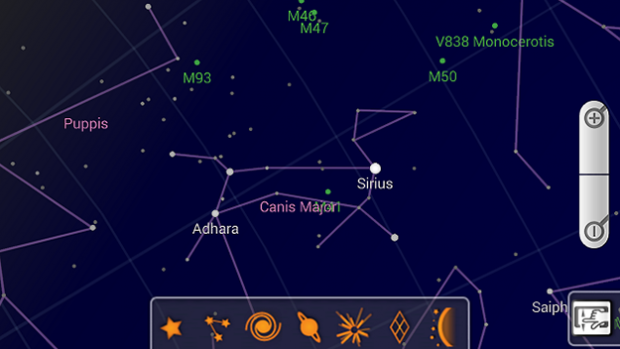 4 лучших Android-приложения для изучения звездного неба