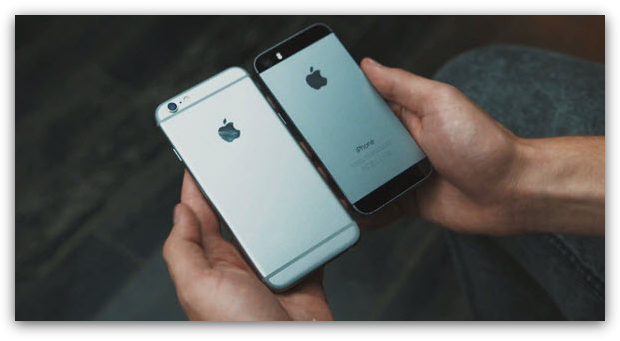 iPhone 6 и iPhone 5S: в чём разница?
