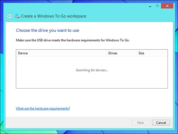 Функции Windows 8.1, доступные только в редакции Enterprise