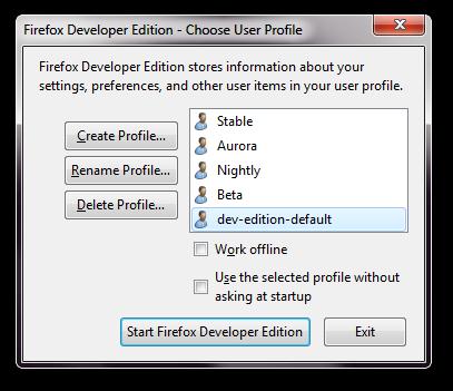 Mozilla представила Firefox 33.1, Firefox Developer Edition и Firefox OS 2.0