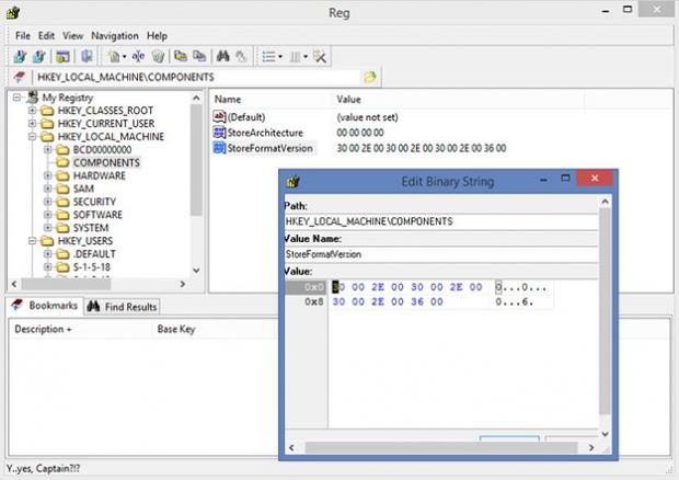 Три утилиты для работы с реестром Windows
