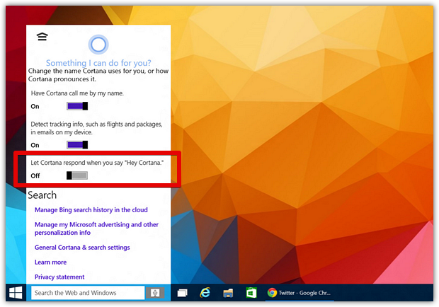 Windows 10 Build 9901: что нового?