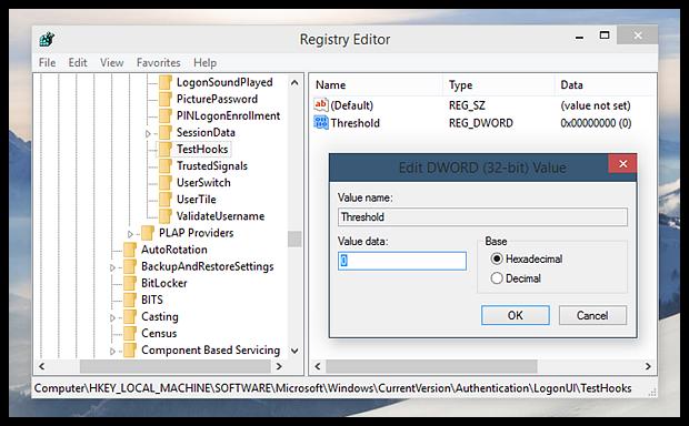 Как включить новые экраны блокировки и входа в систему в Windows 10