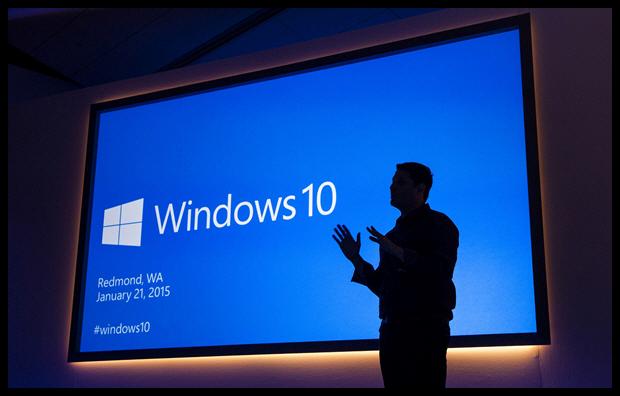 Новое доказательство возвращения прозрачности в Windows 10
