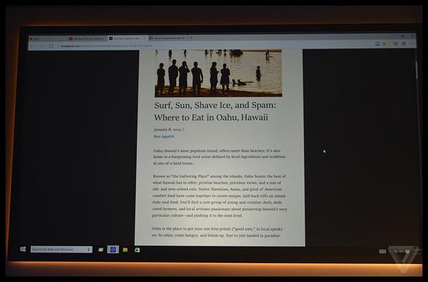 Шесть особенностей, которые новый браузер Microsoft Spartan копирует у конкурентов