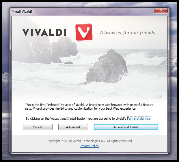 Vivaldi: настоящая Opera возвращается