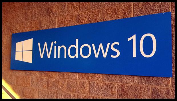 Скриншоты Windows 10 Build 10031