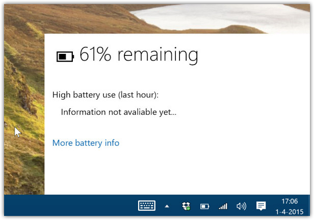Подробнее об изменениях в Windows 10 Build 10049