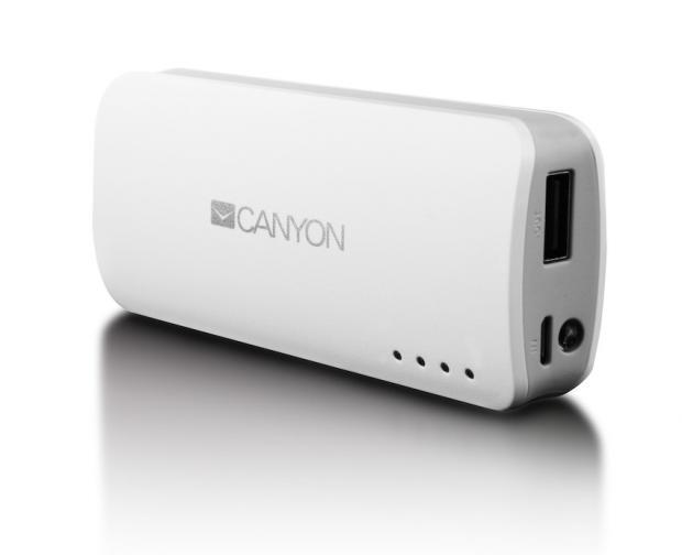 Собственный источник энергии - Power Bank от Canyon