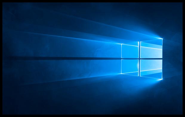 Официальные обои из Windows 10