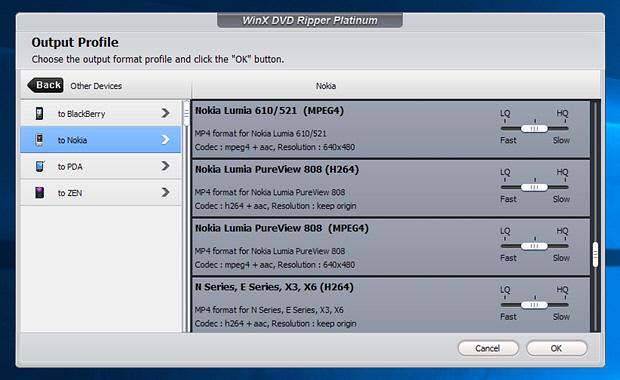WinX DVD Ripper Platinum – обзор и раздача универсального средства для риппинга и копирования дисков с защитой
