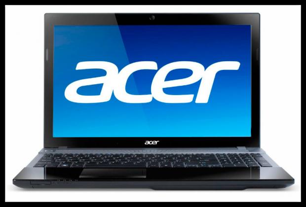 Как войти в BIOS на ноутбуке Acer