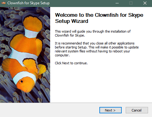 Как редактировать голос при помощи Clownfish