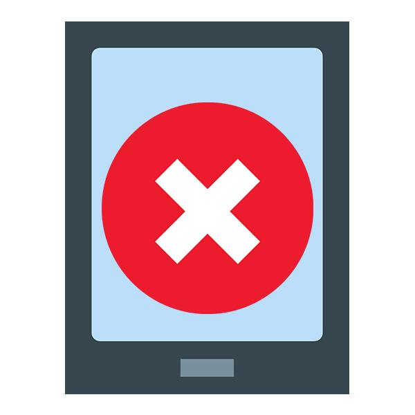 Что делать, если планшет завис и не выключается