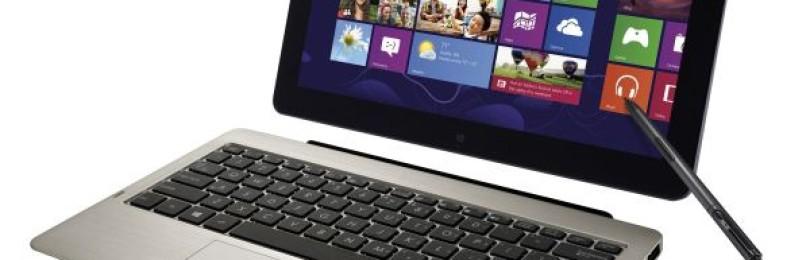 Планшеты ASUS с Windows 8 получили названия Vivo Tab и Vivo Tab RT