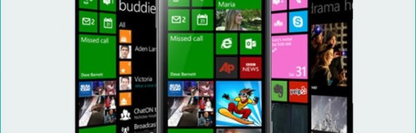 Смартфон Samsung Ativ S обзор