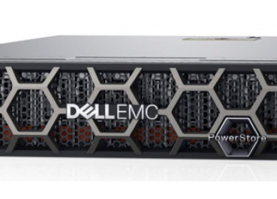 Описание хранилищ Dell EMC PowerStore