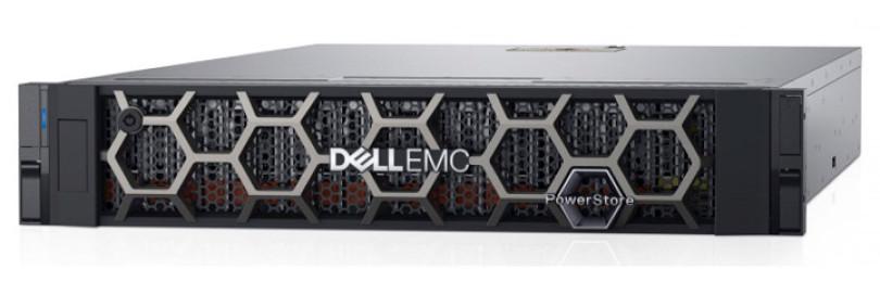 Описание хранилищ Dell EMC PowerStore