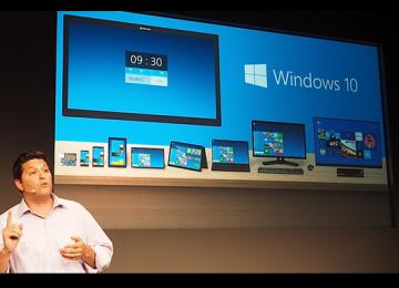 Системные требования для Windows 10
