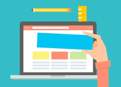 Какой конструктор лучше выбрать для самостоятельного создания сайта