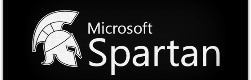 Microsoft Spartan: взгляд на раннюю тестовую сборку