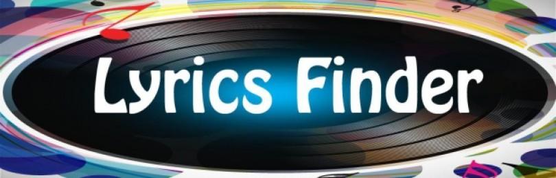 Free Lyrics Finder – поиска и загрузки текста песни в MP3 файл