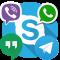 Краткий обзор аналогов Skype