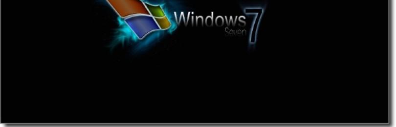 Команды для запуска скрытых функций в ОС Windows Seven – Часть третья