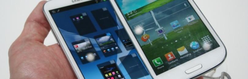 Samsung Galaxy Note III с восьмиядерным CPU и GPU