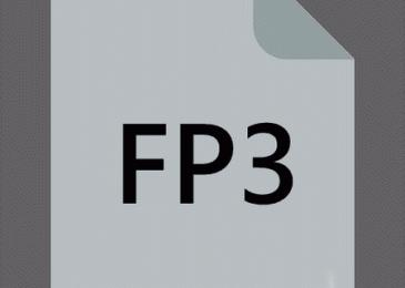 Чем открыть файл в формате fp3