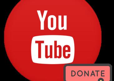 Настройка доната для стрима на YouTube