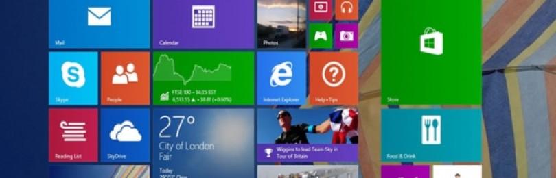 Меню Пуск возвращается в Windows 8.2. Но это не означает, что Windows 8 была провалом