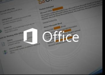 Компания Microsoft официально представила новый Office 2013