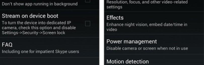 Как использовать Android-смартфон в качестве веб-камеры