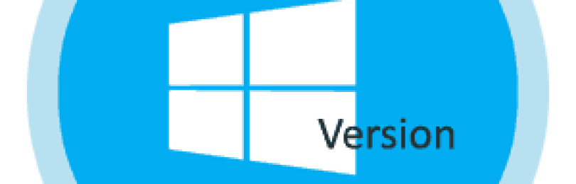 Как узнать версию Windows 10