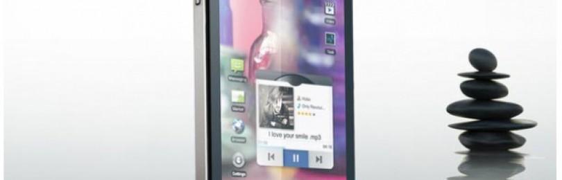 Смартфон ZTE V880E