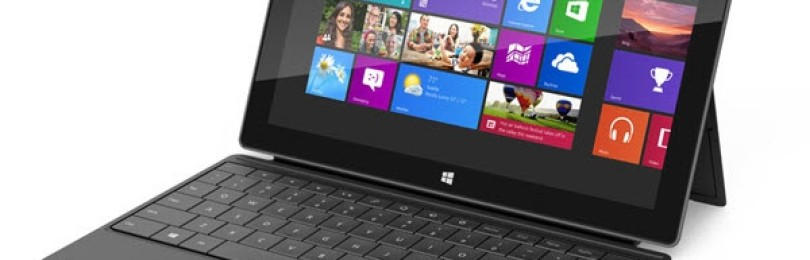 Surface by Microsoft – истинный ответ на Apple iPad