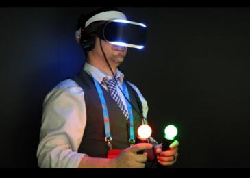 Project Morpheus – завораживающая виртуальная реальность в исполнении Sony