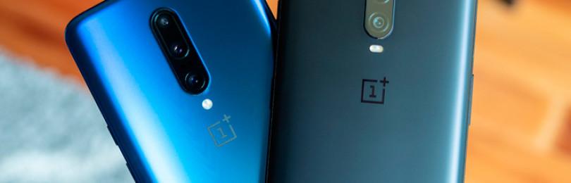 Обзор смартфонов OnePlus 6T и OnePlus 7 Pro