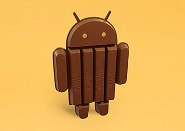Когда будет обновление Android 4.4 для моего смартфона или планшета?