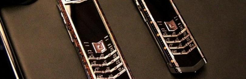 Золотой телефон Верту – в чем отличия и преимущества