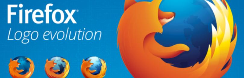 Firefox 23 вышел с новым логотипом и со смешанным блокированием содержимого