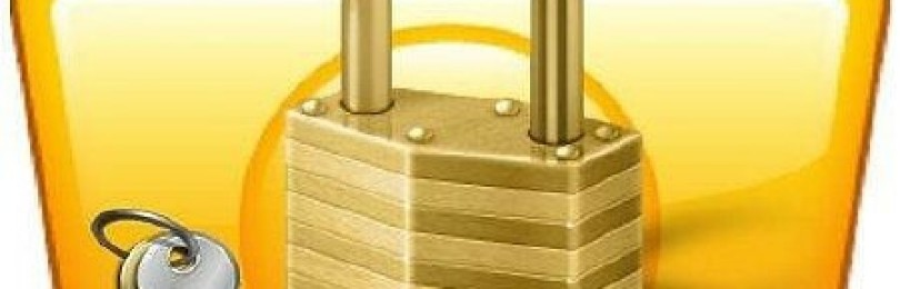 Anvide Lock Folder. Программа для надежного скрытия папок