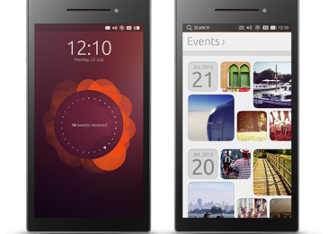 Ubuntu Edge – самый неожиданный анонс года