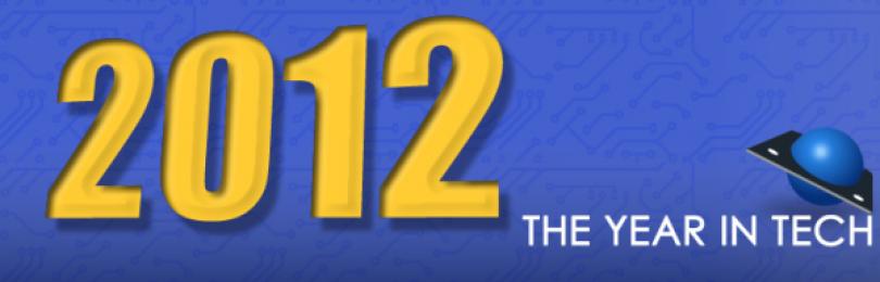 26 популярных устройств уходящего 2012 года